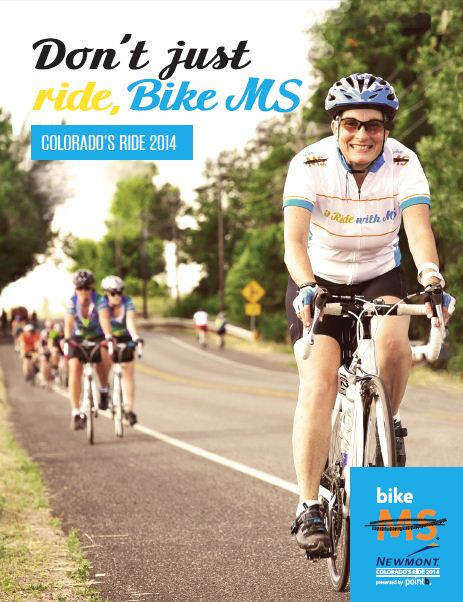 2014 Bike MS CO handbook cover