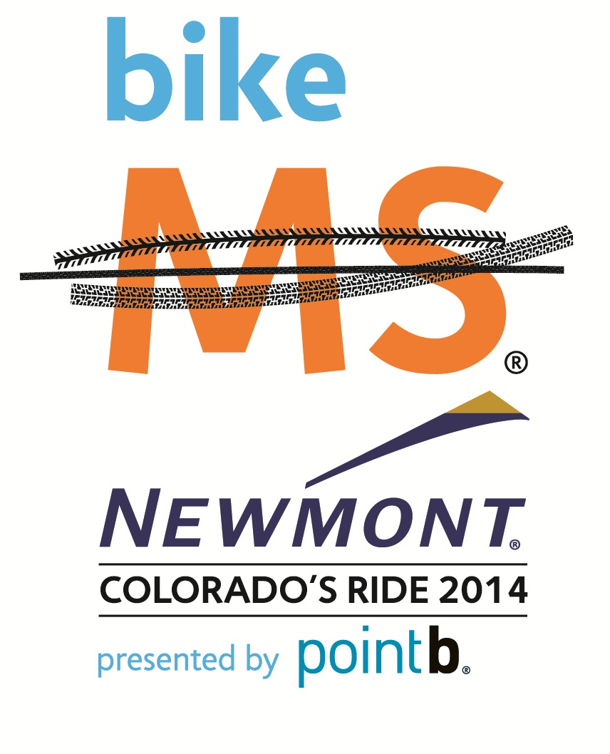 Bike Colorado 2014 Bike MS Logo