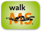 Walk Logo Button