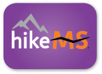 Hike Logo Button